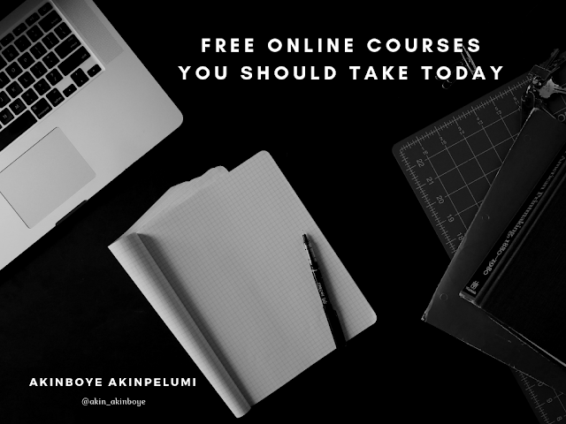 Learn Something New Today - Free Online Courses You Should Take Today