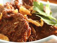 Resep masakan empal gepuk bumbu nikmat