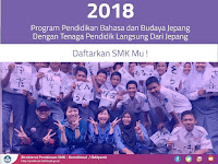 Program NIHONGO Partners 2018 ( Program Pendidikan Bahasa dan Budaya Jepang )
