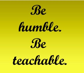 Image result for be teachable