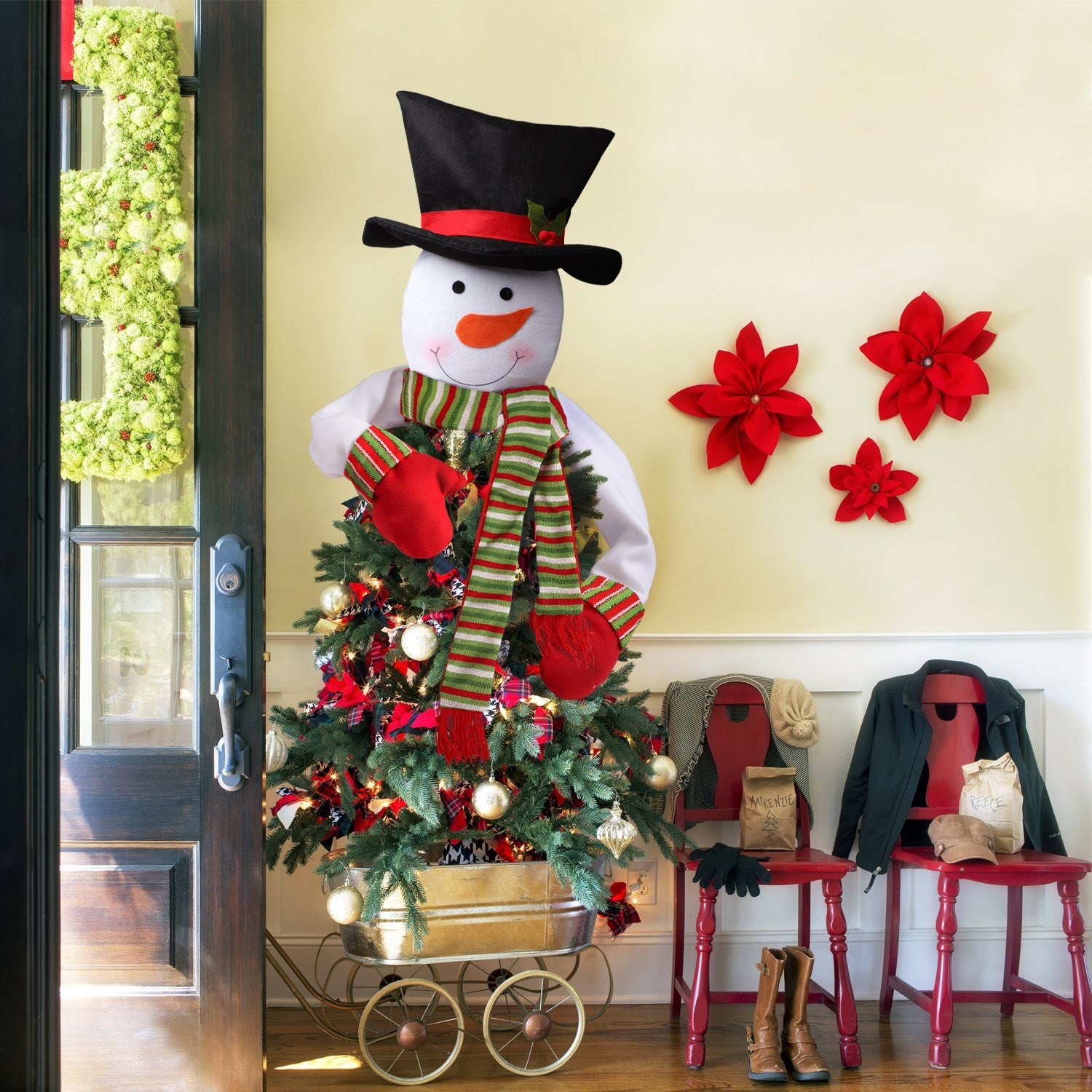 christmas snowman ornaments you can buy on amazon. Black Bedroom Furniture Sets. Home Design Ideas