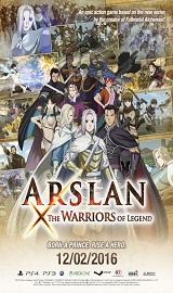 56bf45379fca6180655bb0b10699ed06306eae2d - Arslan The Warriors of Legend-CODEX