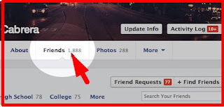 How Do I Hide The Friends Am Following On Facebook