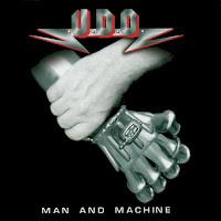 """Ακούστε την live εκτέλεση του τραγουδιού του UDO """"Man and Machine"""""""