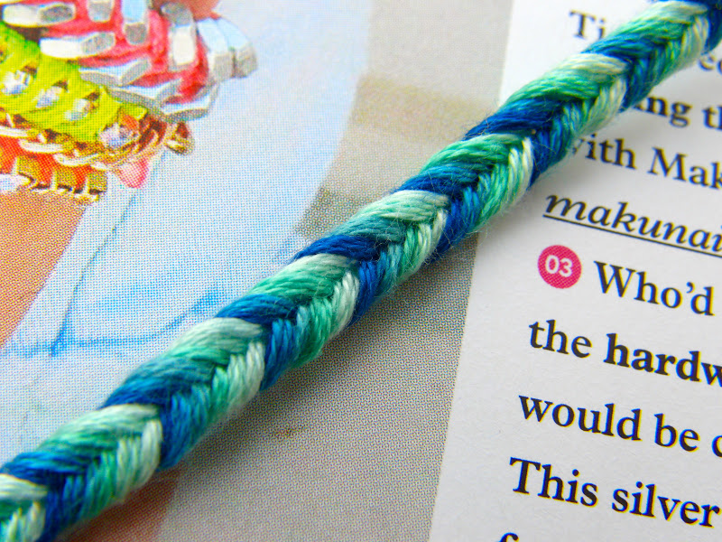 fishtail friendship bracelet feltasaurus diy ombre fishtail friendship bracelet tutorial 3820
