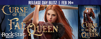 Curse of the Fae Queen Release Day Blitz