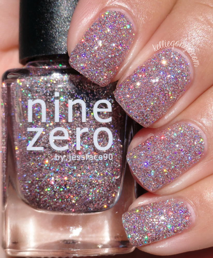 Nine Zero Lacquer Rose Quartz