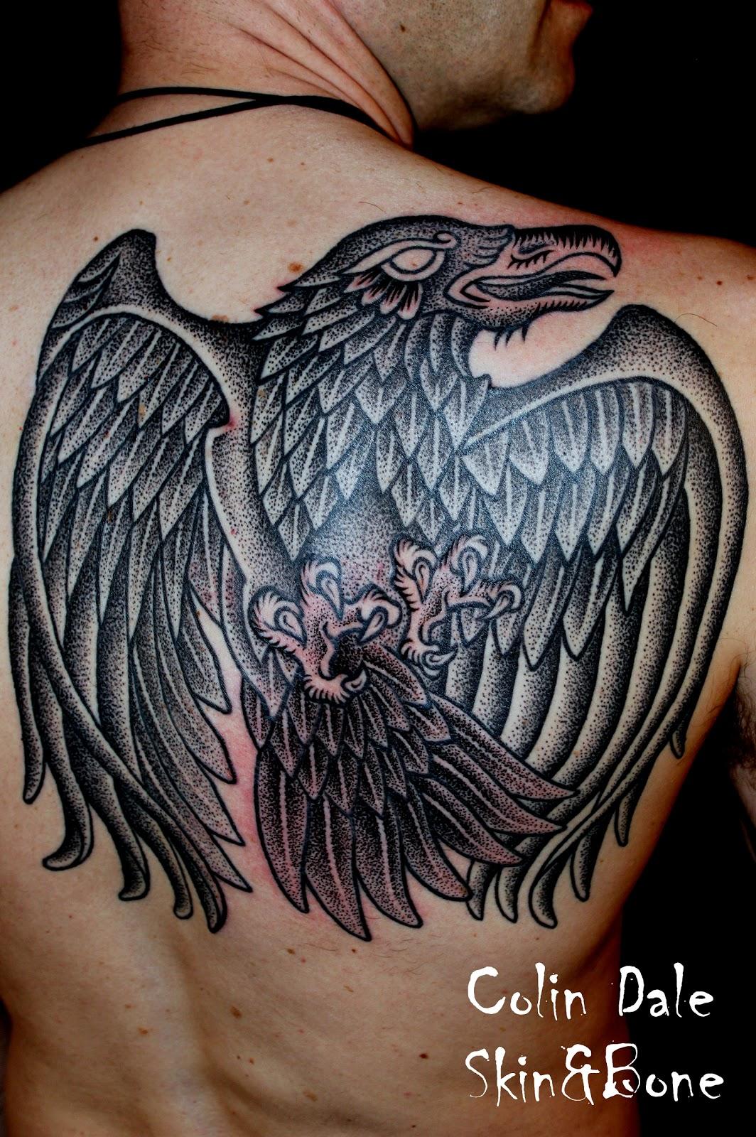 Odin S Ravens Tattoos: SKiN&BoNE: Hugin & Munin... Odin's 2 Ravens