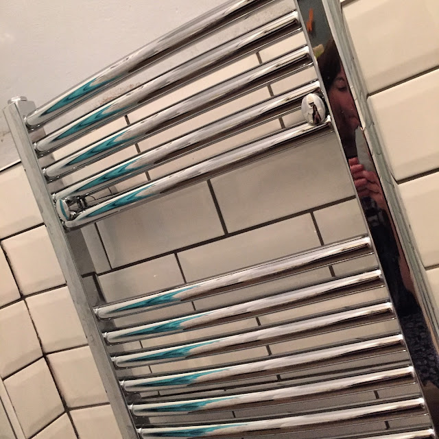 New Fitted Towel Radiator