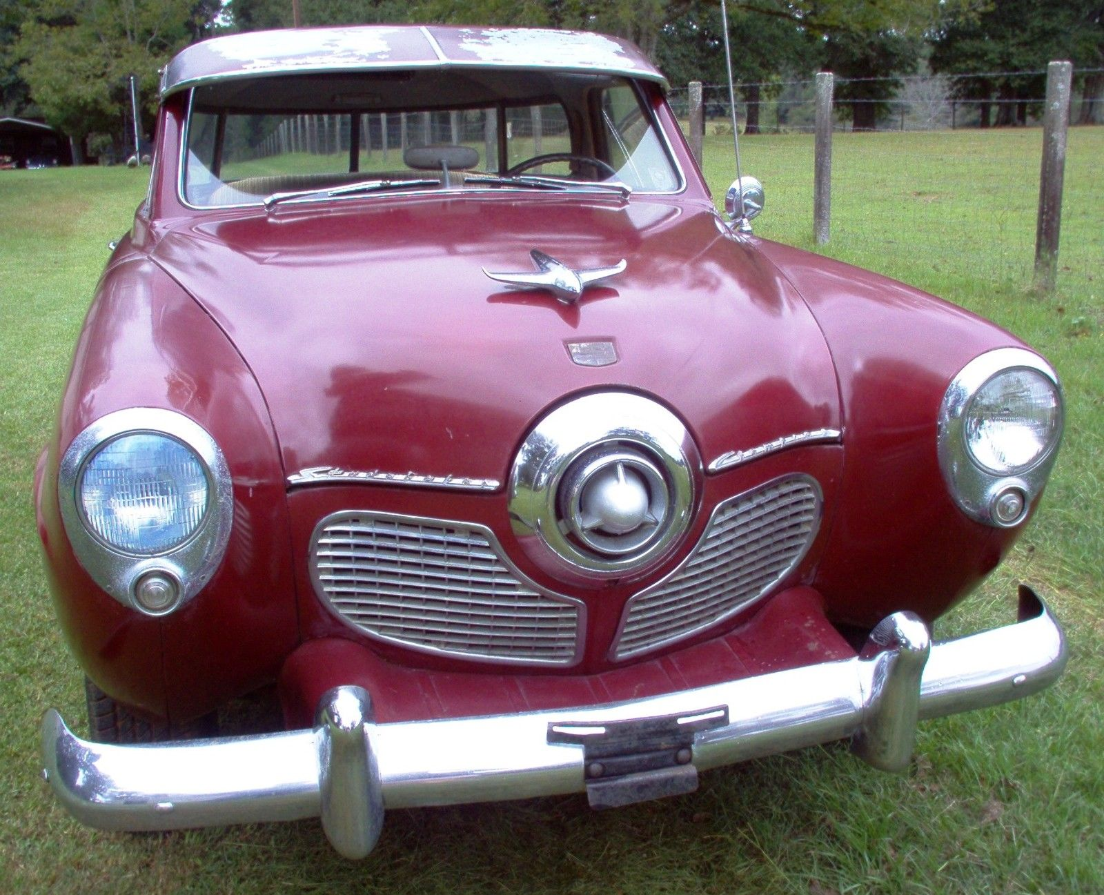 All American Classic Cars 1951 Studebaker Champion Deluxe