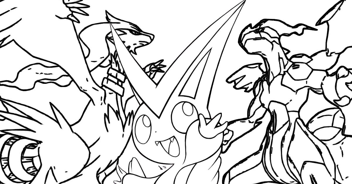 Imagens De Desenhos Para Colorir Do Pokemon
