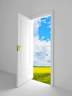 Portas abertas e portas fechadas