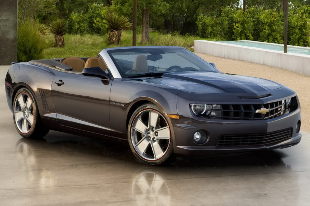 2011 elegant chevrolet camaro convertible sports car auto car