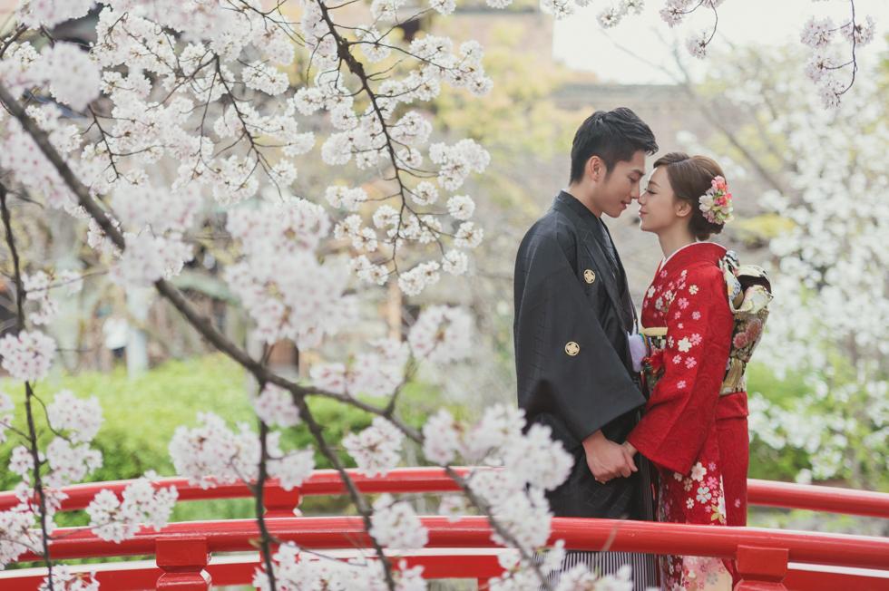 [日本婚紗] 信安&竹君   日本。京都 (KYOTO)