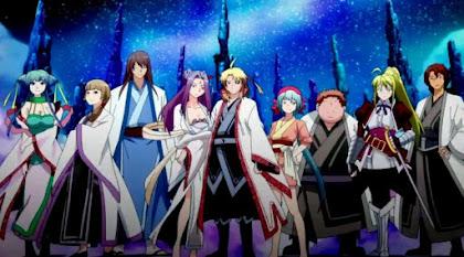 Reikenzan: Hoshikuzu-tachi No Utage 2 Todos os Episódios Online