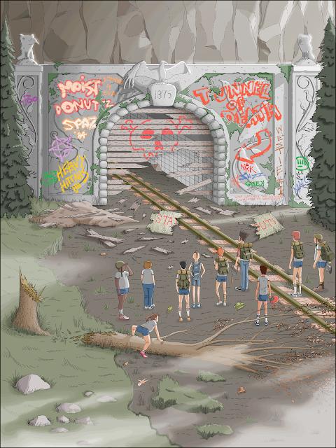 Ilustrasi Microsoft Paint