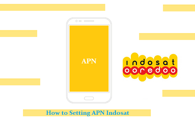 Setting APN Indosat ooredo