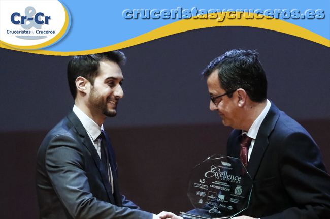 ► CroisiEurope logra el premio Excellence de cruceros a la mejor compañía fluvial