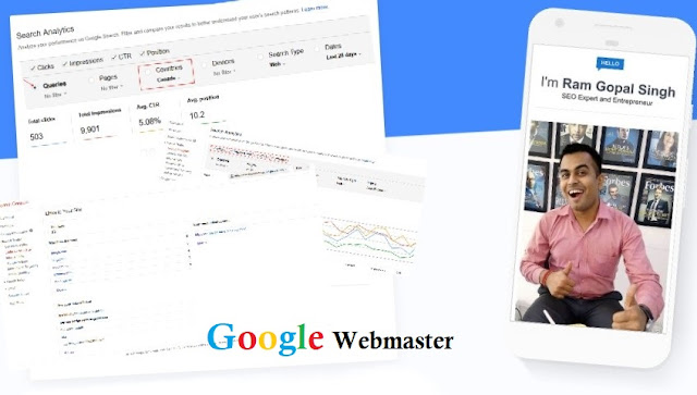 seo check by google webmaster
