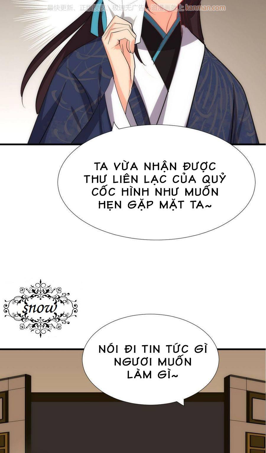 Dưỡng Thiếu Chủ Đấu Tra Nam - Chap 96