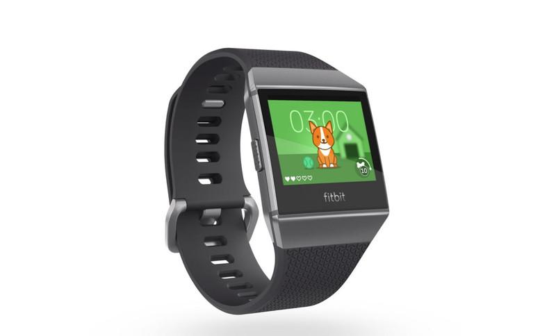 Fitbit Ionic quadrante smartwatch