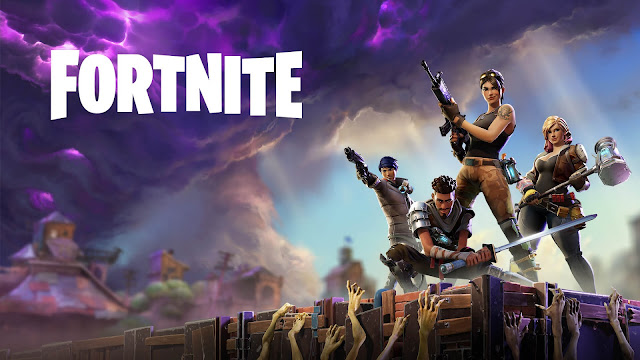 Fornite trabajara a 60 fps para PS4 y XBOX one
