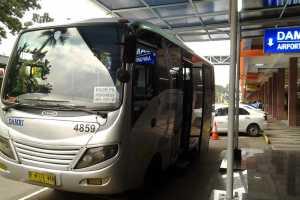 Jadwal Bus Damri Bandara Halim Perdanakusumah