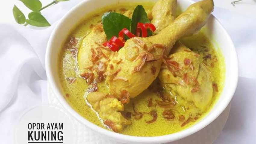 Resep Opor Ayam Kuning by Sukmawati_Rs