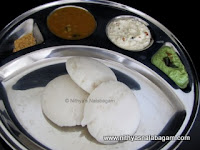 Best side dish for Idli and Dosa