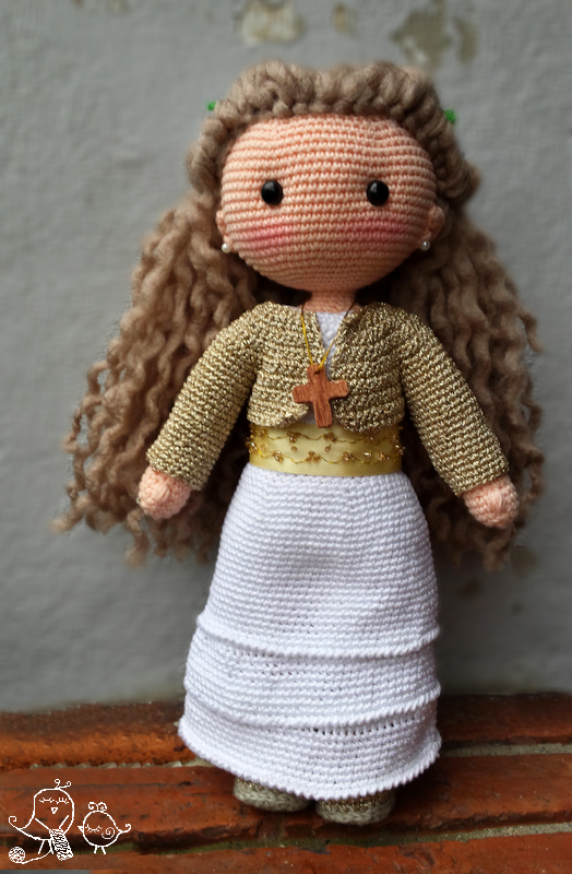 Aprenda Amigurumi fazendo bonecas personalizadas | Udemy | 800x524
