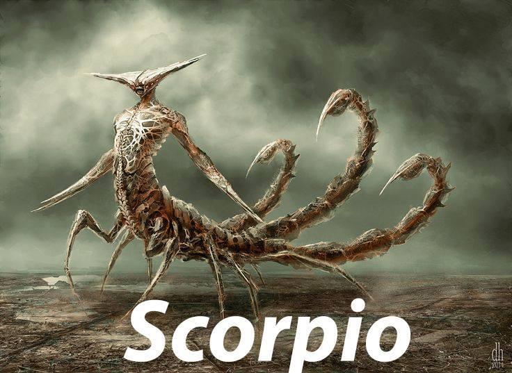 zodiac, horoscope, scorpio