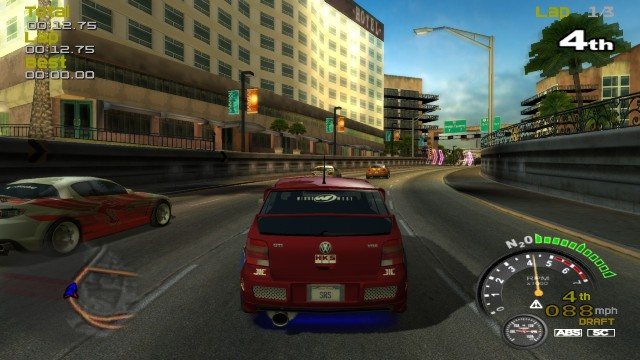 Download Street Racing Syndicate PC Games Gameplay