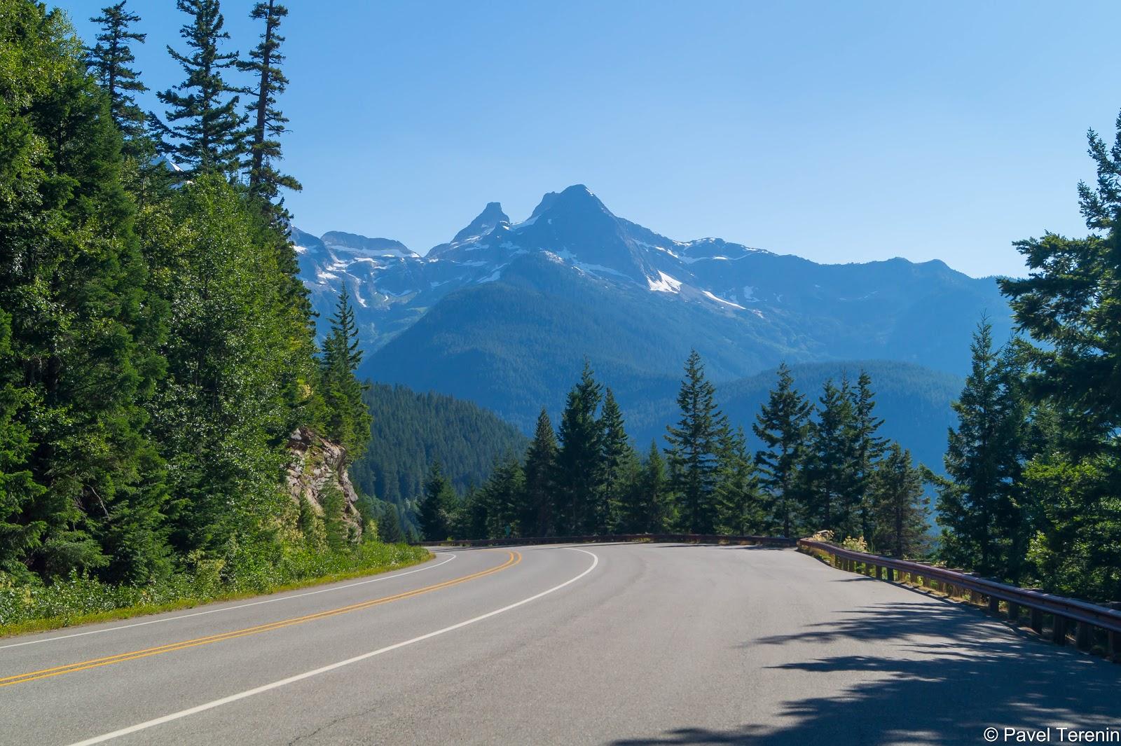 """По красоте я бы прировнял его к шоссе """"От Моря к Небу"""" в Ванкувере."""