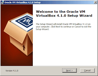 Virtual Box 4.1 Just Out