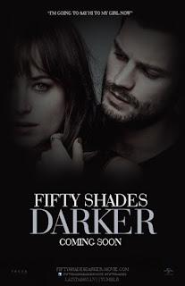 Fifty Shades Darker - Segundo Poster & Segundo Trailer