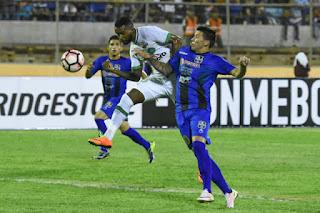 Chapecoense AF vs Zulia en Copa Libertadores 2017