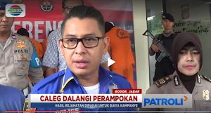Terdesak Biaya Kampanye, Caleg di Bogor Merampok Bank