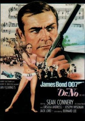 James Bond 007 Dr. No (1962) เจมส์ บอนด์ พยัคฆ์ร้าย 007 ภาค 1