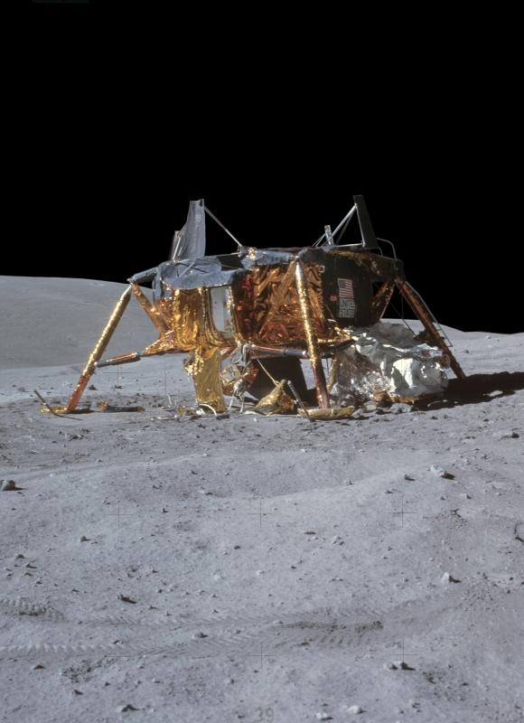 Image result for apollo 16 3rd eva