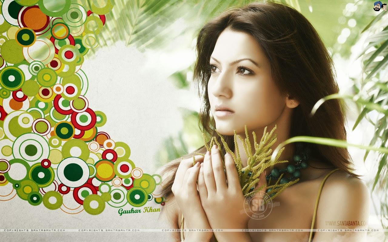 Katrina Kaif Gauhar Khan Most Sexi Eyes-4977