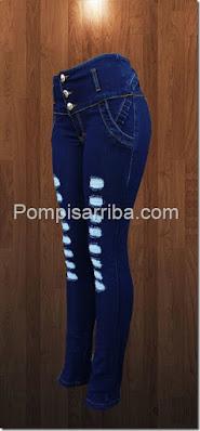 Moda de Mezclilla en jeans por Mayoreo
