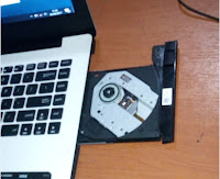 Cara Membuka CD ROOM Di Komputer