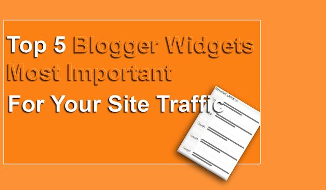5 Widget Blog Untuk Meningkatkan Page View