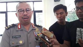 Polri Belum Menemukan Adanya Kasus Penggunaan Flakka di Indonesia