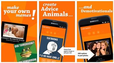 aplikasi membuat meme komik android terbaik