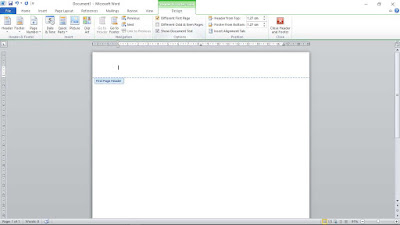 Cara Membuat Kop Surat gambar 2