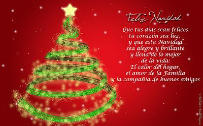 Pensamientos lindos para desear feliz navidad