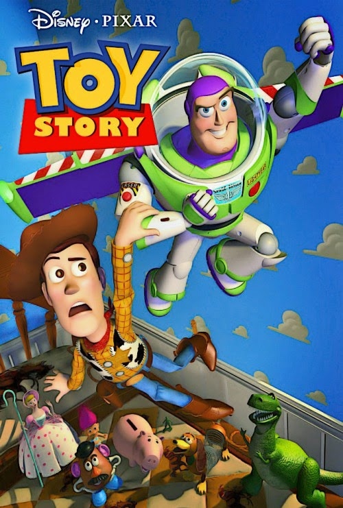 A Little Lamp: The Pixar Points #22: A Look at Pixar's Posters
