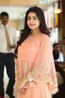 Avantika Mishra Looks beautiful in peach anarkali dress ~  Exclusive Celebrity Galleries 058.JPG