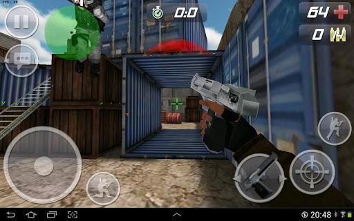 Rekomendasi Game FPS Mirip Point Blank dan CSGO di Android